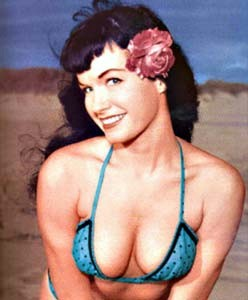 Bettie Page - Pin-Up Queen
