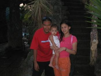 my family in bataan raven - my family in bataan raven during the company's summer outing