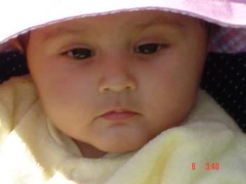 Leo baby - here is a picture of my leo baby a part of Leo family.