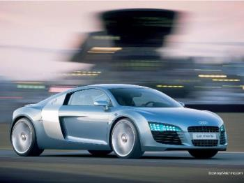 Audi Le mans - is this a mere concept or a Reality????