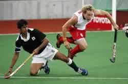 hockey - hockey my national game