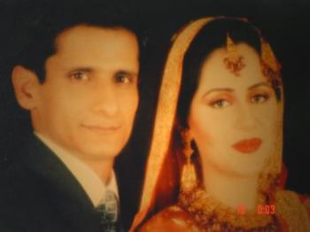 wedding pic - pic was taken on our wedding day that is 29th of Jan. 2004