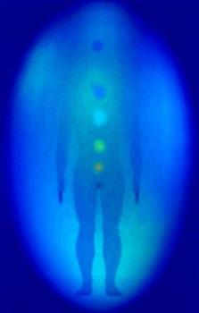Blue Aura for your day! - Blue Aura picture