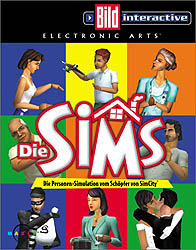 The Sims - The Sims is a PC games. it is about human life games.
