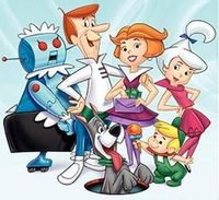 The Jetsons - space family