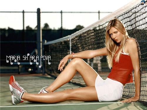 Maria Sharapova - Super