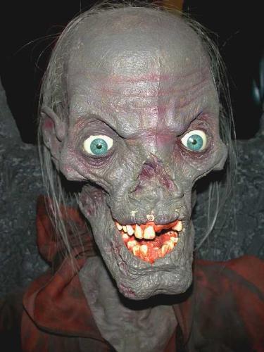 aaaaahhhhh!!!!!!!!!!! - Michael Jackson's horrible sculpture