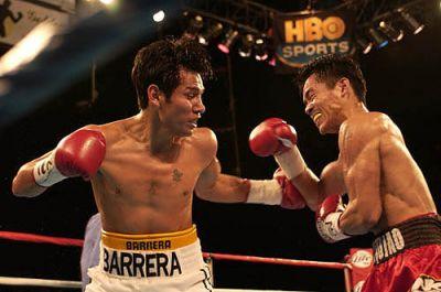 boxing - pacbar