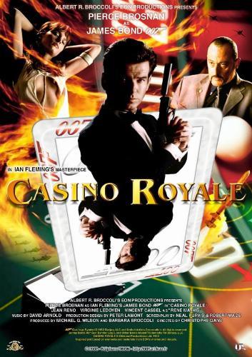 JAMES BOND - The new bond movie