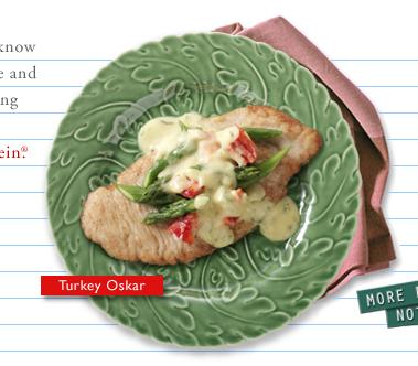 turkey - a turkey dish...
