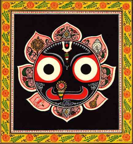Jagannath - Have the causeless mercy of Lord Jagannath by his Darshan