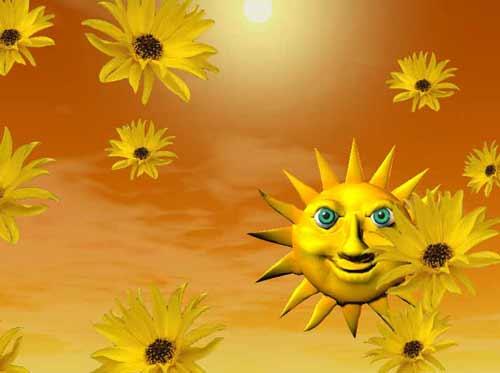 SUNNY:) - I love sunny day!