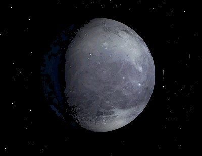 Pluto - Picture of the 'planet' Pluto