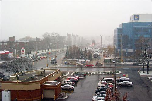 Light Snowfall - Light Snow Fall