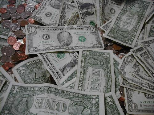 money - cash