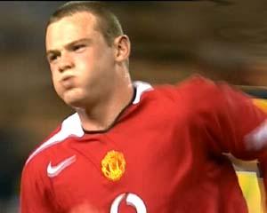 Wayne Rooney  - Be ware of him