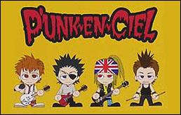 Punk en ciel =D - Hyde, Tetsu, Yukihiro and Ken