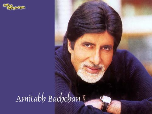Amitabh bacchan- Most popular Indian - Face of indian bollywood industry