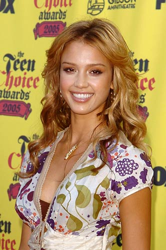 Jessica Alba - Beautiful Baby