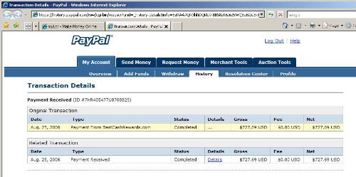 paypal transfer from bestcashrewards - paypal transfer from bestcashrewards