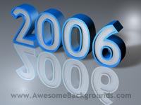The yera 2006 - What will you remember about it?