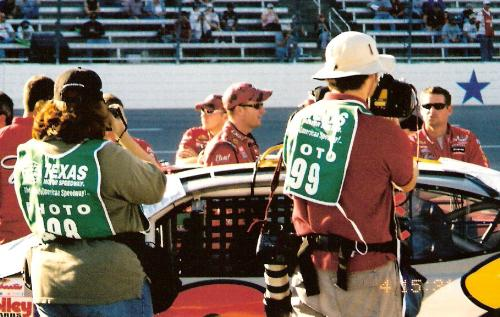 Dale Jr. - I took this one at Texas in November 2005...