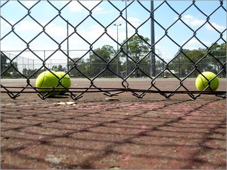 TENNIS! - I like tennis!