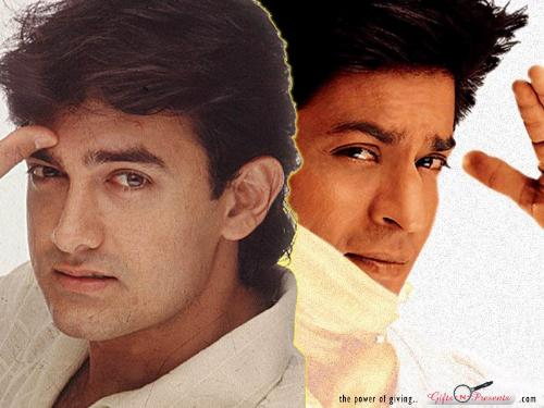 Sharukh or amir? - Who is best?