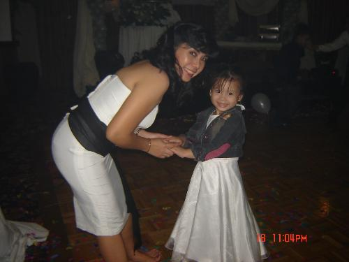 me and my daughter - we're the best of frinds. hope it stays this way forever.... wishes....wishes....