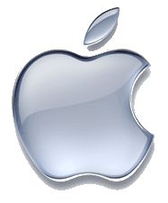 apple logo - think different!