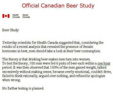 beer study - beer study