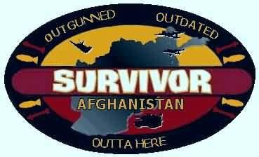 Survivor - Survivor Afghanistan