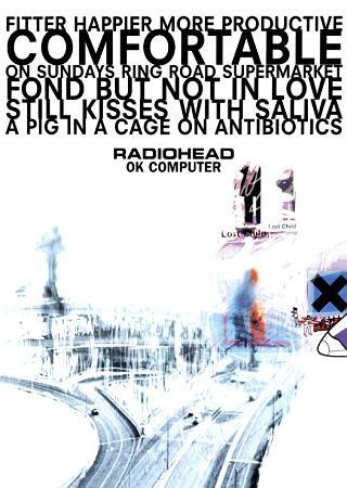I LOVE RADIOHEAD! - Radiohead is cool :)