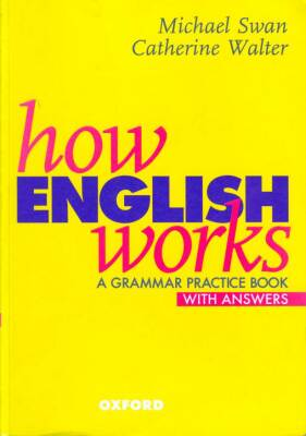 English Book - How english works?