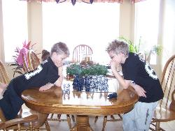 Chess - Do you play Chess, ive been playing for years. Its a very good game for the mind and keeping kids out of trouble