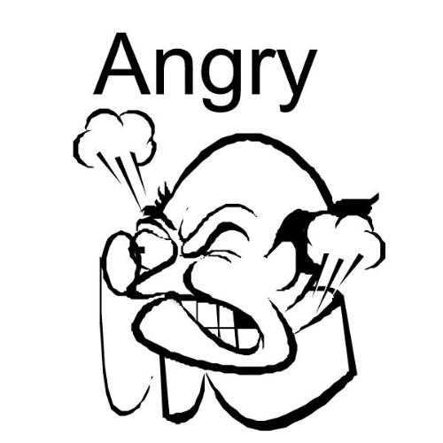 angry - angry