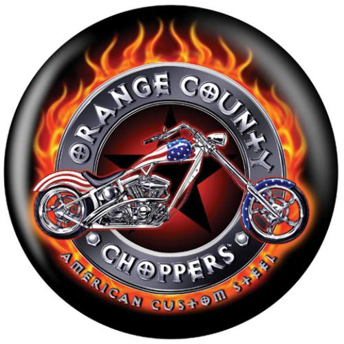 Orange County Choppers - the emblem of Orange County Choppers