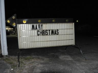 Merry Christmas - Merry Christmas, Mary Christmas