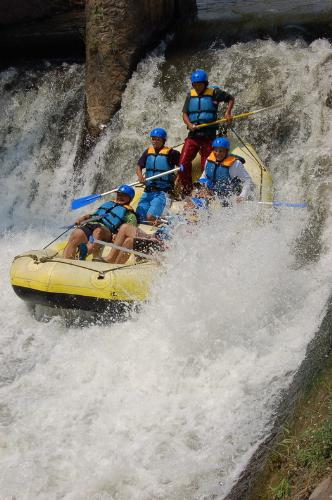 """Another race adventure - I am in """"kali brantas"""""""