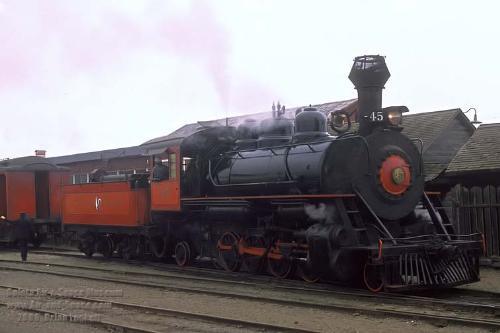 Train journey - Train journey