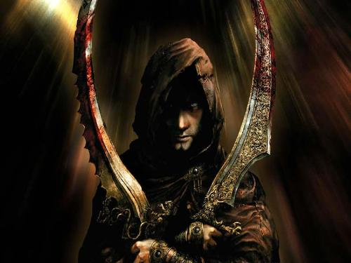 prince of persia - i've liked the prince of perstia trilogy....good game indeed!!!