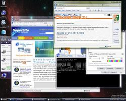 Screenshot Windows Vista! - Windows Vista!