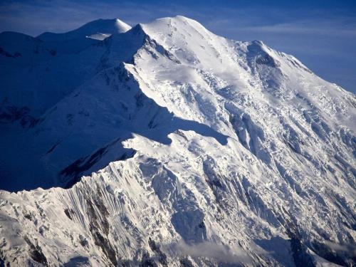 Aerial View, Mount McKinley, Alaska - 1600x1200  - Destination - Aerial View, Mount McKinley, Alaska - 1600x1200 ............ Best locations from around the world ... Truly an adventurer's paradise...High Resolution Photography