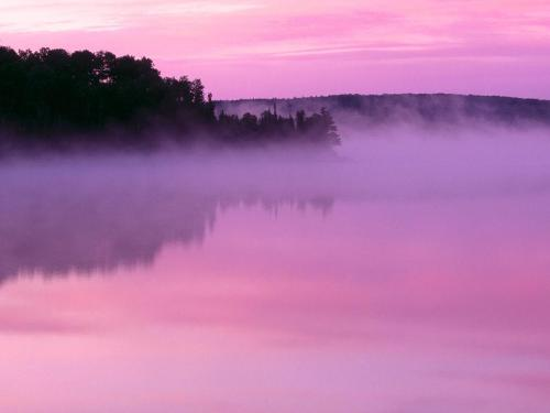 Dawn, Ensign Lake, Boundary Waters Canoe Area, M - Destination - Dawn, Ensign Lake, Boundary Waters Canoe Area, M............ Best locations from around the world ... Truly an adventurer's paradise...High Resolution Photography