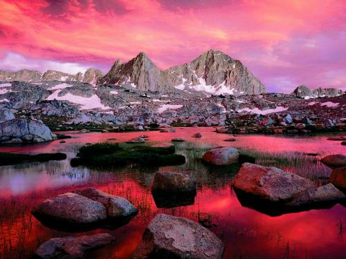 Dusy Basin, Kings Canyon, California - 1600x1200 - Destination - Dusy Basin, Kings Canyon, California - 1600x1200............ Best locations from around the world ... Truly an adventurer's paradise...High Resolution Photography