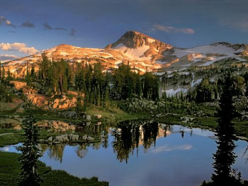 Eagle Cap Wilderness, Oregon - 1600x1200 - ID 32 - Destination - Eagle Cap Wilderness, Oregon - 1600x1200 - ID 32............ Best locations from around the world ... Truly an adventurer's paradise...High Resolution Photography