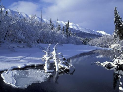 Eagle River, Alaska - 1600x1200 - - Destination - Eagle River, Alaska - 1600x1200 -............ Best locations from around the world ... Truly an adventurer's paradise...High Resolution Photography