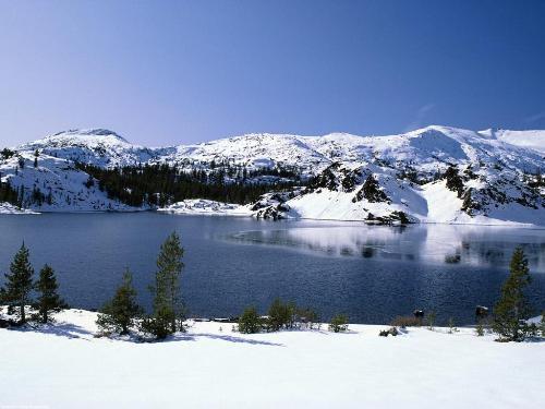 Emerging Winter, Yosemite Nationa - Destination - Emerging Winter, Yosemite Nationa............ Best locations from around the world ... Truly an adventurer's paradise...High Resolution Photography