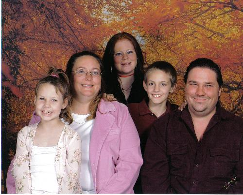 my family - This past fall family picture