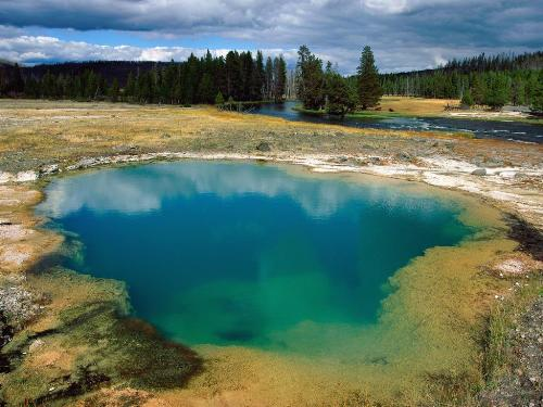 Morning Glory Pool, Yellowstone National Park, W - Destination - Morning Glory Pool, Yellowstone National Park, W............ Best locations from around the world ... Truly an adventurer's paradise...High Resolution Photography
